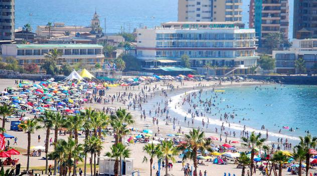 Cavancha: una de las mejores playas de Chile
