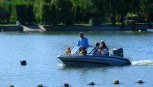 06_0613  Lancha Lago Rapel