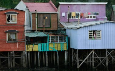 Chiloe-Castro-Palafitos