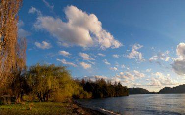 Panorama lago calafquen 3