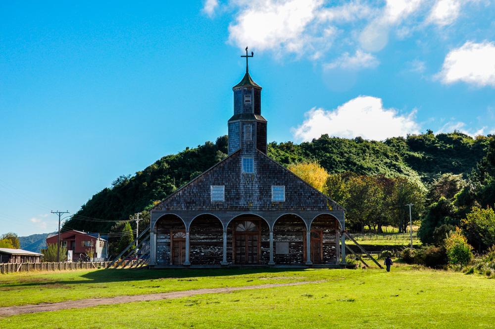 Iglesia de la isla de Quinchao