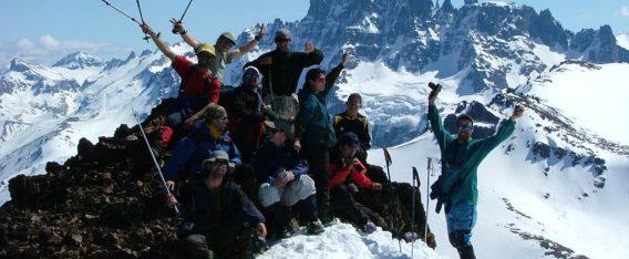 Parque Nacional Cerro Castillo es uno de los 7 mejores trekking en Chile