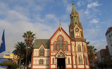 Catedral de San Marcos en Arica