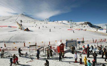 Ski El Colorado 16