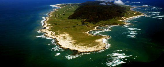 Isla mocha es de las mejores playas de Chile para ver naturaleza y playas