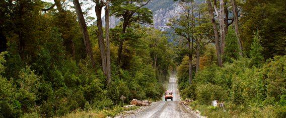 Carretera Austral es una de las 5 rutas de bicicleta en Chile