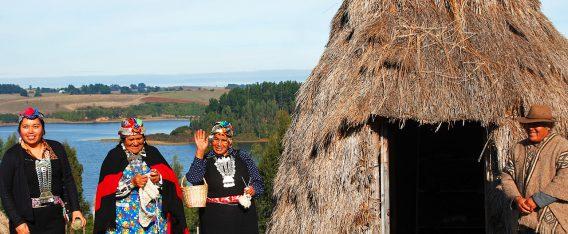 viajes de 3 o 4 días para vivir múltiples experiencias y visitar algunos destinos sustentables en el sur de Chile y visitar al puebloo mapuche en el Lago Budi
