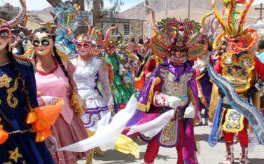 El norte grande celebra con la Fiesta de Ayquina