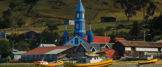 4 días en Chiloé para visitar la iglesia de Tenaum