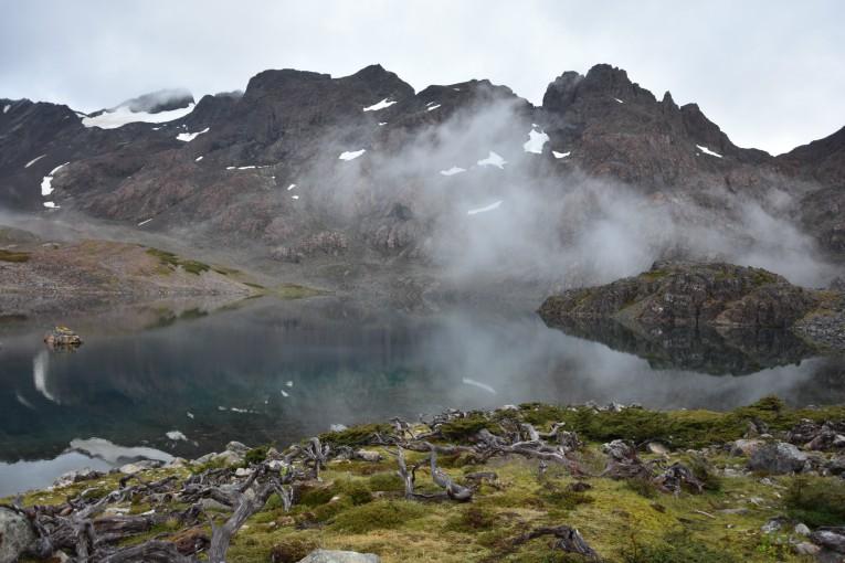 Uno de los mejores trekking en Chile son los Dientes de Navarino en Tierra del Fuego