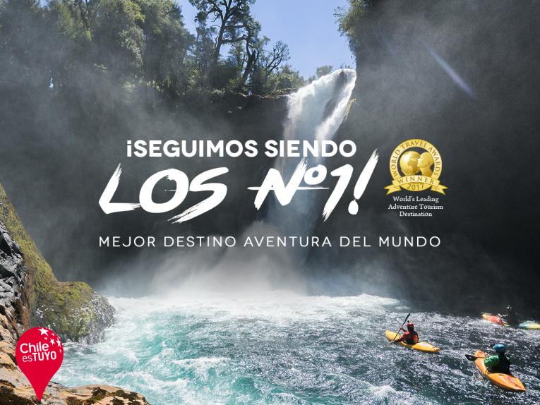 9235e04ea1afc Por segunda vez consecutiva Chile fue elegido como el Mejor Destino de Turismo  Aventura del Mundo
