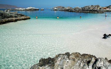 Bahía Inglesa es una de las mejores playas de Chile