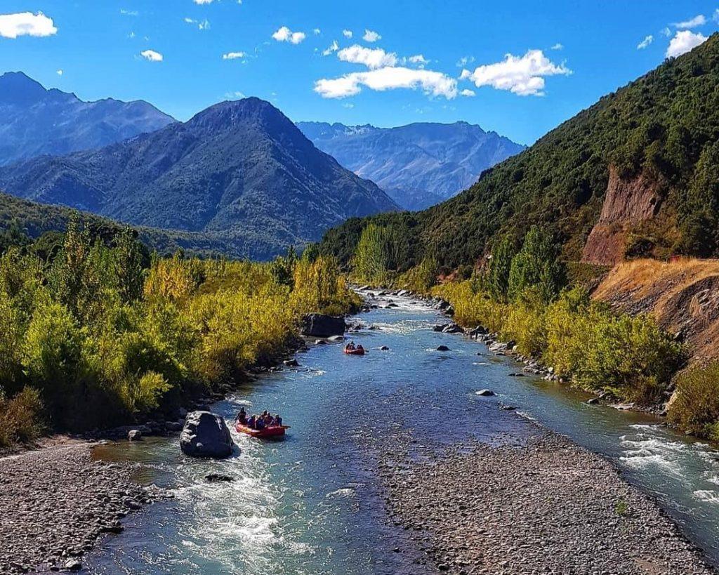 La región del Maule te espera este fin de semana con naturaleza, deporte aventura y hermosos paisajes..