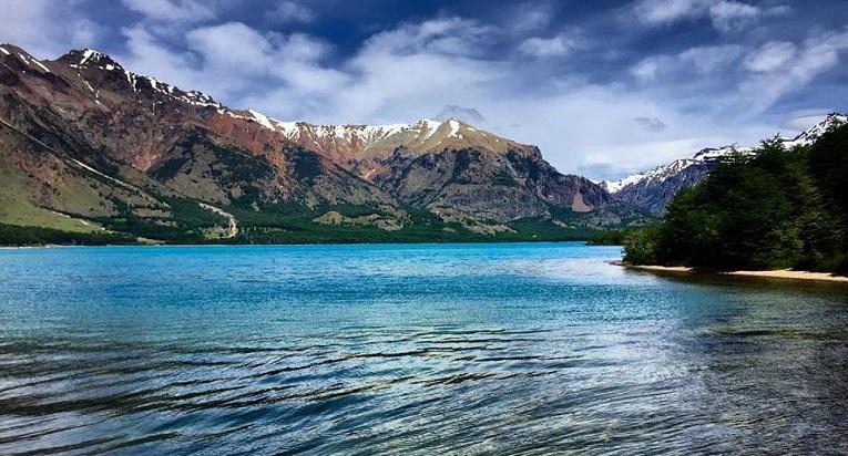 Una gran aventura en Patagonia en el Lago Jeinimeni.