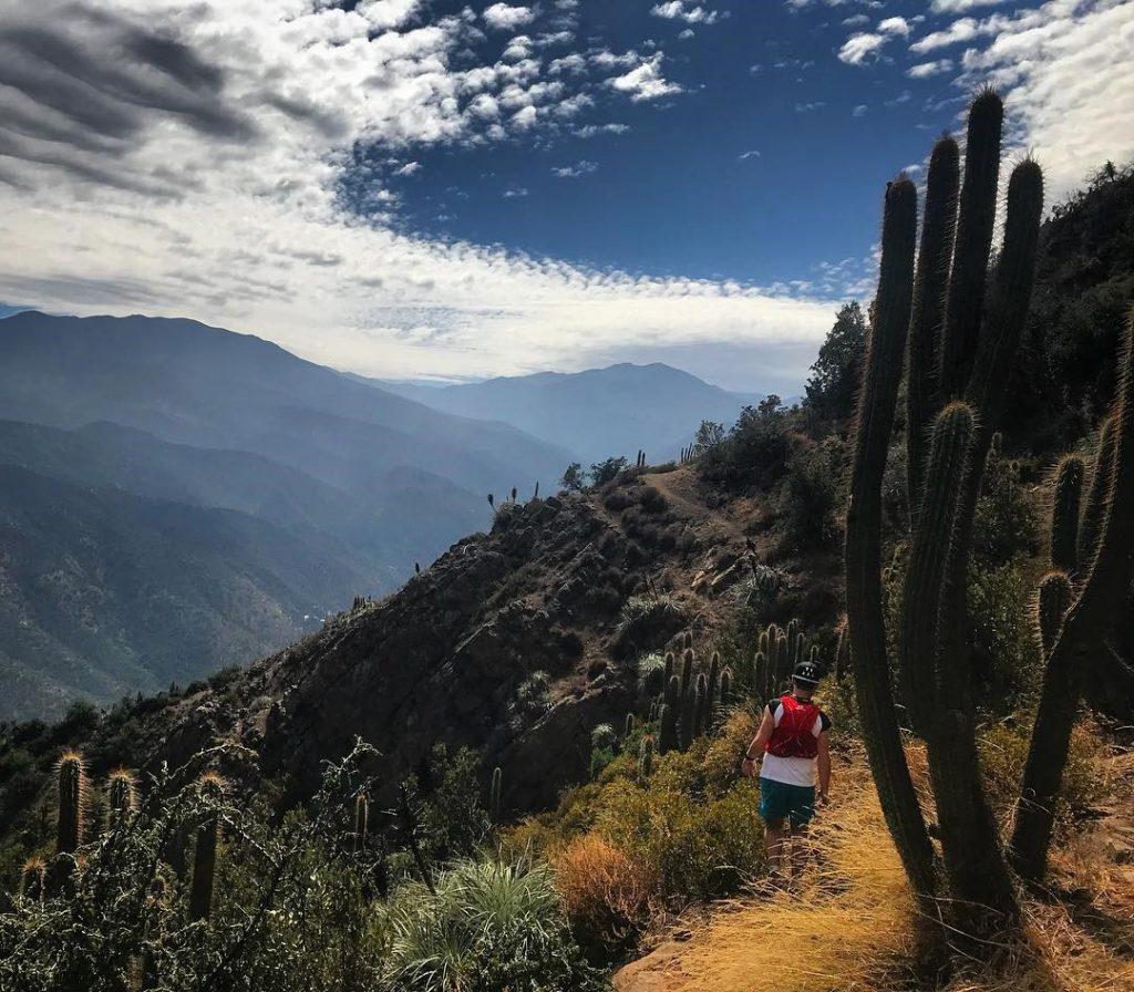 El Cerro Pochoco es una buena alternativa para hacer senderismo con perros.