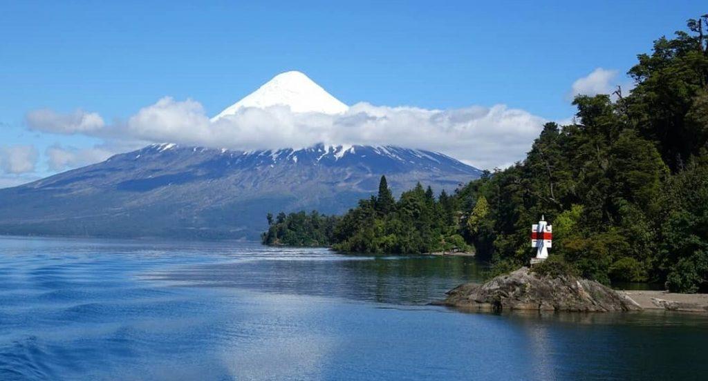 El Todos los Santos es uno de los lagos chilenos para ir de vacaciones.