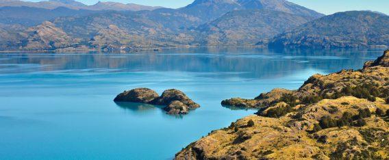 Lago General Carrera: 6 mejores lugares para ver el otoño en Chile