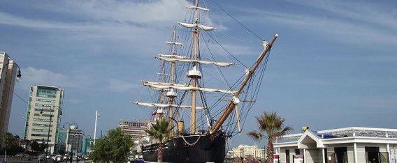 museo naval corbeta esmeralda