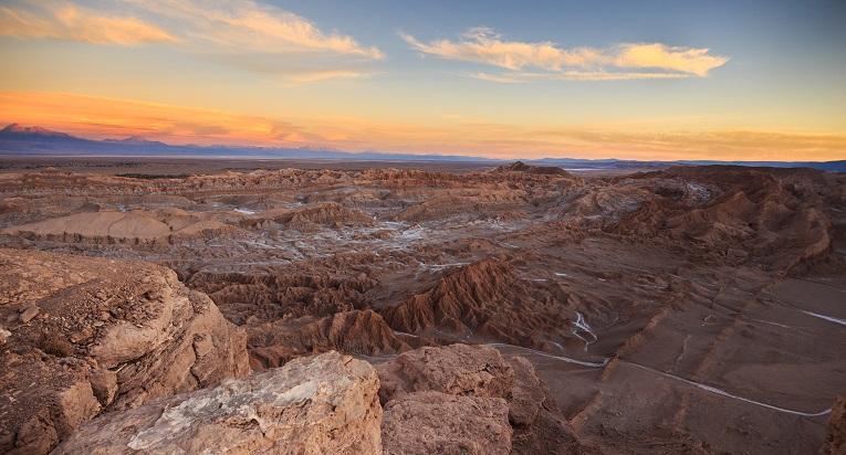 Desierto de Atacama postula como Mejor Destino Turístico en los World Travel Awards 2018.