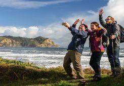 Viajar por Chile en temporada baja por la costa