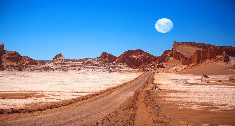 Aparte de ser el Mejor Destino Turismo Aventura de Sudamérica 2018, también se coronó al Desierto de Atacama.
