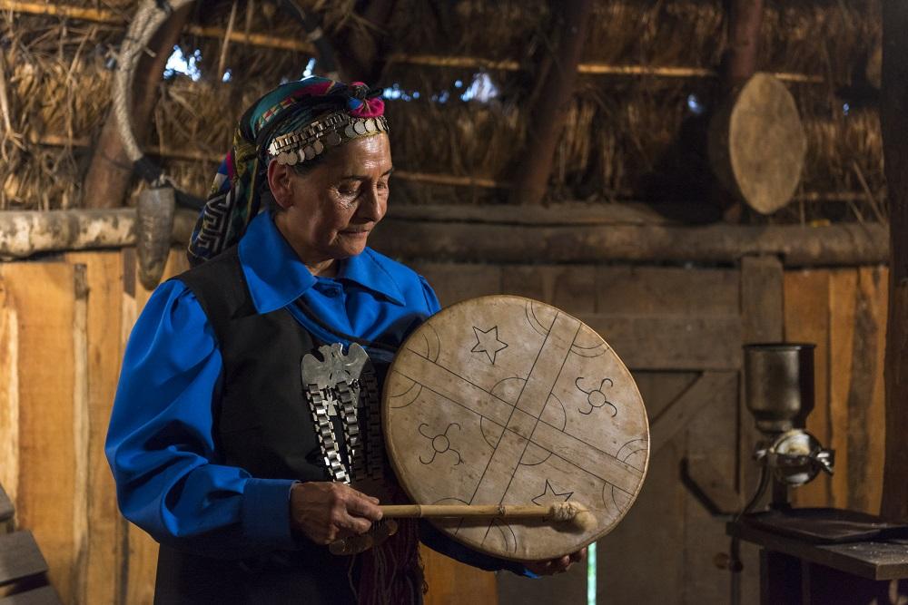 Visitar mujeres del pueblo mapuche: Turismo cultural en Chile