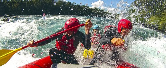 Rafting en Petrohue: Chile es el mejor destino de turismo aventura del mundo