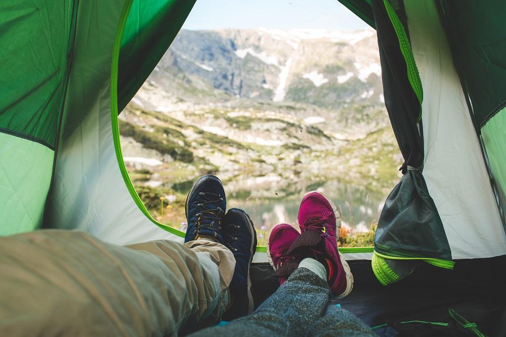 Camping para pasar el año nuevo en Chile