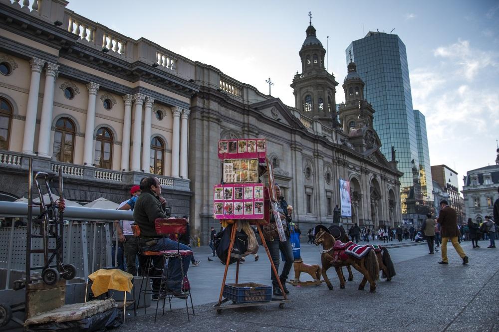 Verano en Santiago: Visitar el Centro Histórico de la capital