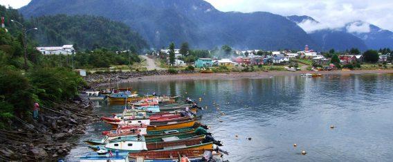 Una de las mejores playas de Chile y de Aysén es Puerto Cisnes