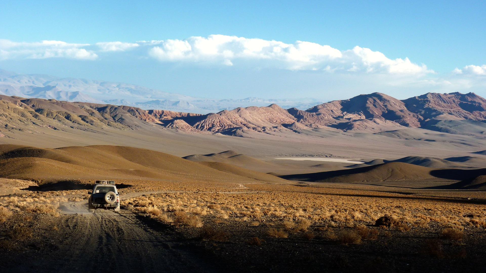 Self Drive en Chile: Rutas por el desierto de Atacama