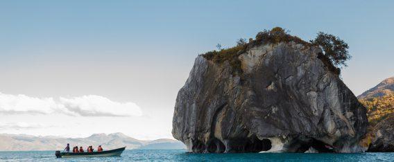 Lago General Carrera, un destino imperdible y uno de los mejores lugares de camping en Chile