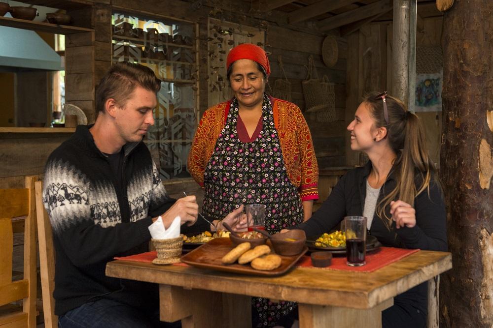 Eventos de verano en Chile: Gastronomía del pueblo mapuche en el lago Budi