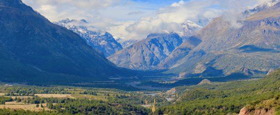 Reserva Nacional Río Cipreses uno de los mejores lugares de camping en Chile