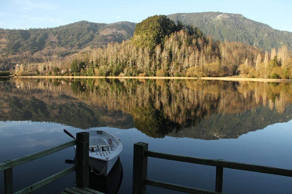 Visitar la laguna Acanpulli en los 7 días en La Araucanía
