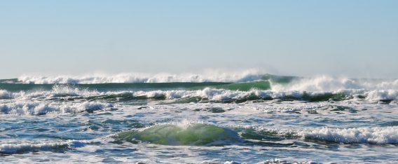 La playa Morrillos es uno de los mejores lugares de camping en Chile