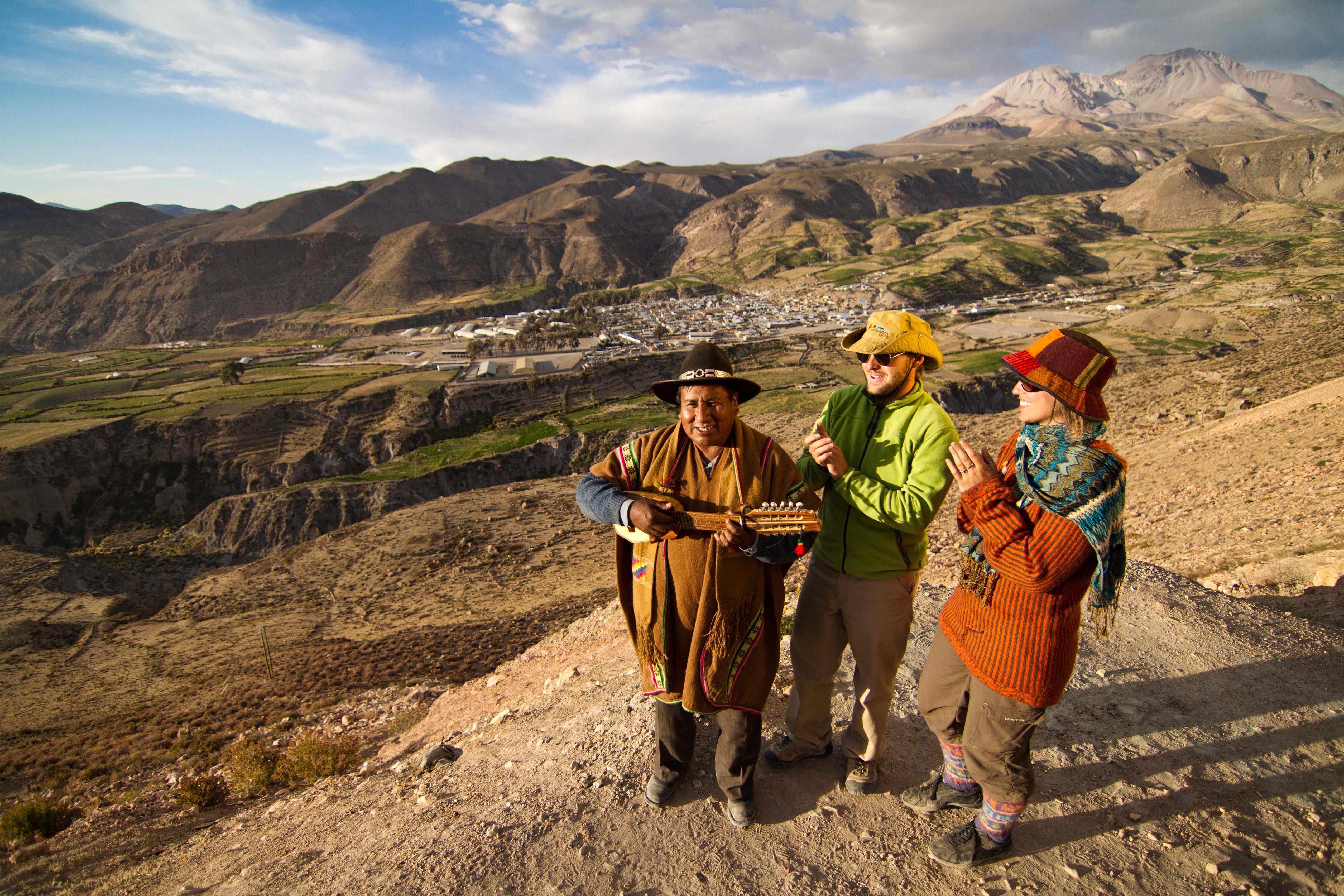 Experiencia con aimaras en los Pueblos del altiplano chileno