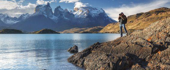 Viaje por la Patagonia en Torres del Paine