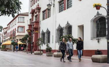 Tour por el barrio patrimonial de La Serena