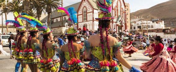 Viaje al norte de Chile: Carnavales y fiestas andinas
