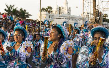 Carnaval con la fuerza del Sol es un imperdible de Arica y Parinacota