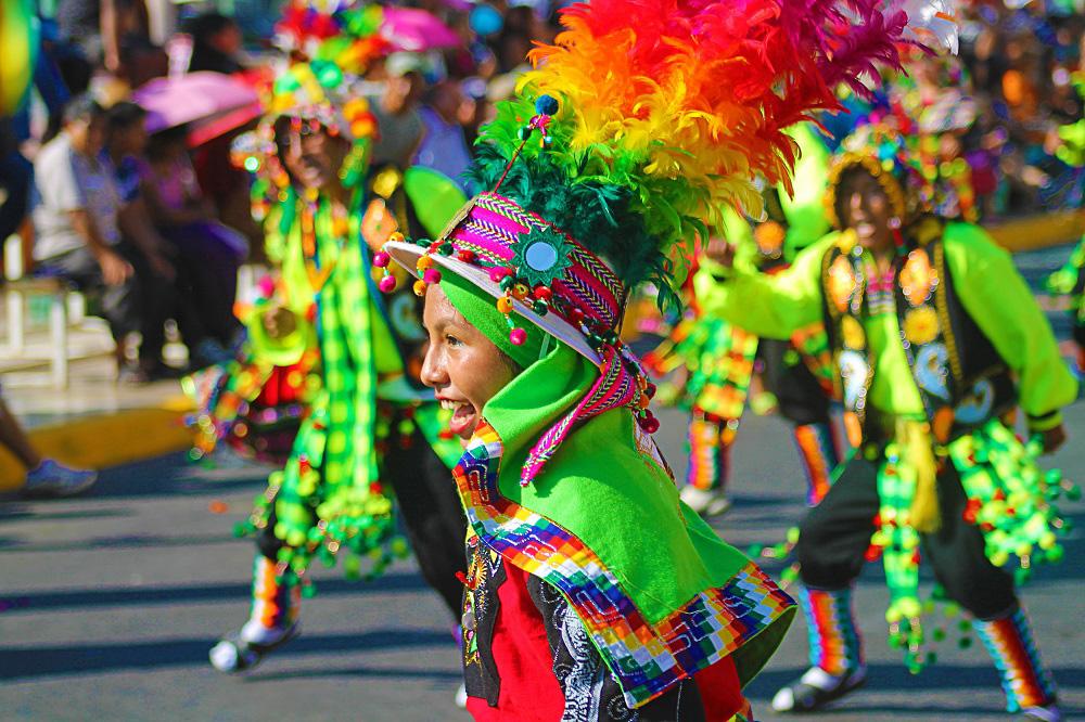 Carnaval con la Fuerza del Sol