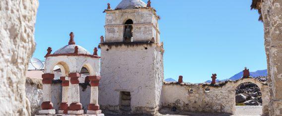 Visitar el pueblo andino de Parinacota son un imperdibles de Arica y Parinacota