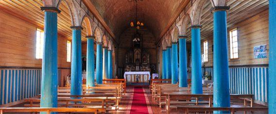 4 días en Chiloé para conocer las iglesias que son Patrimonio de la Humanidad
