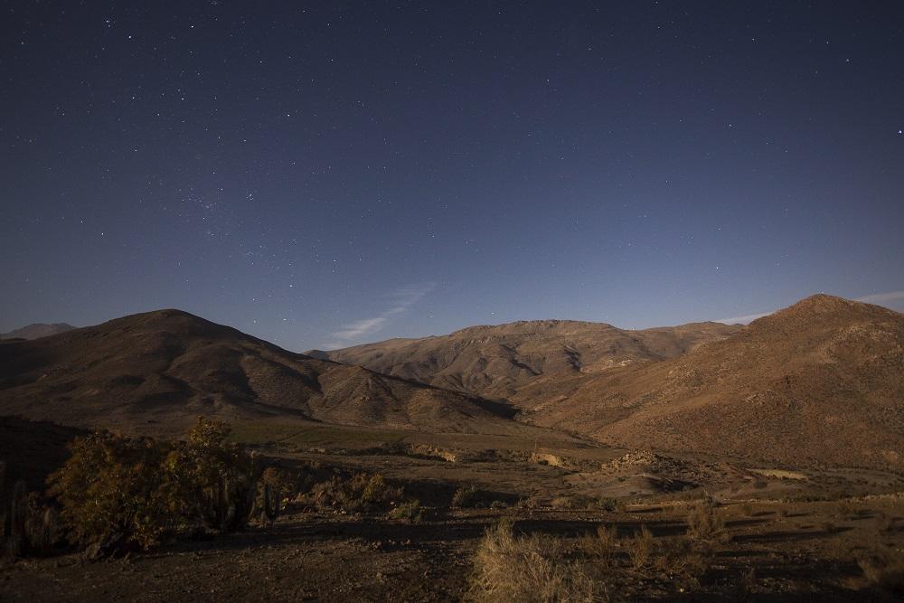3 días en el Valle de Elqui para apreciar sus cielos estrellados