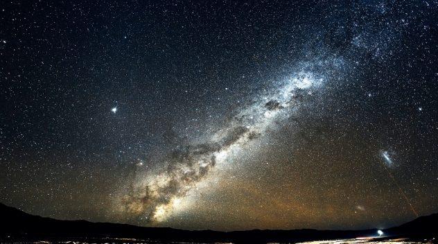 Astronomía en Chile y observación de las estrellas