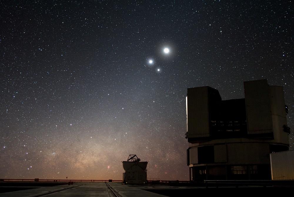 Astronomía en Chile y observatorios turísticos