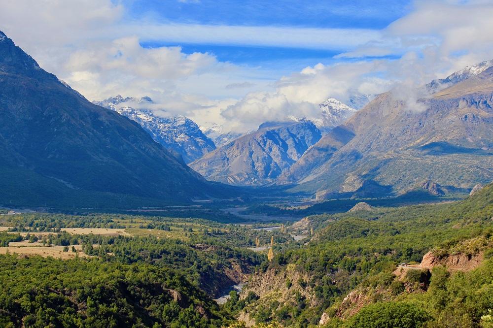 Turismo en Los Andes de O´Higgins, Reserva Nacional Río Cipreses