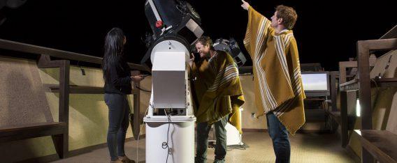 Cómo hacer astroturismo en Chile en el Cajón del Maipo