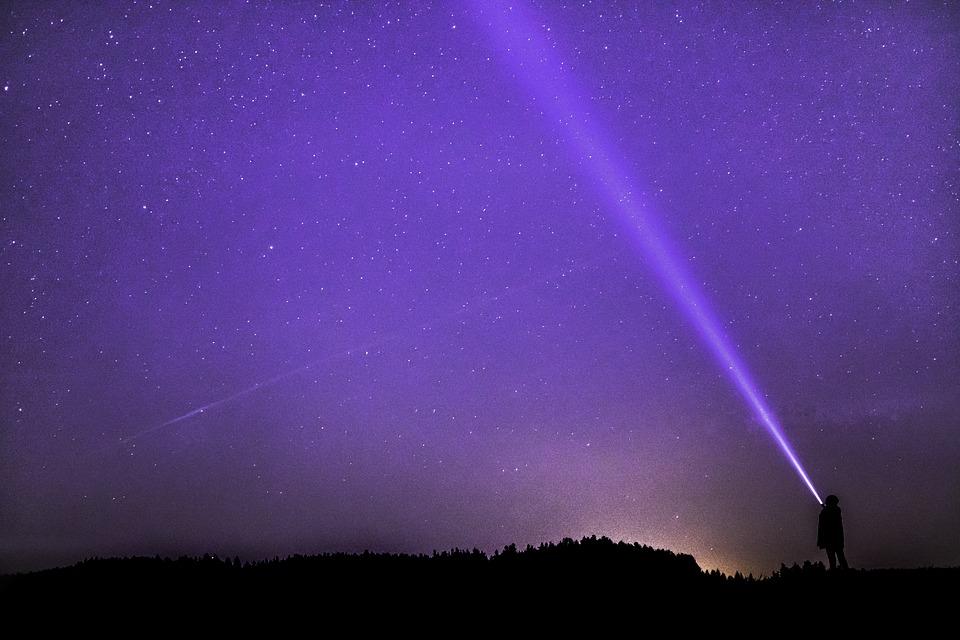 Astronomía en Chile y universo